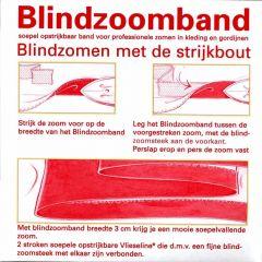 Vlieseline Invisible seam tape 30mm - 50m