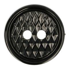 """Diamonds button shiny 48"""" - 40pcs"""