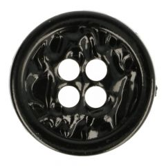 "Button with relief shiny 28""  -  50pcs"