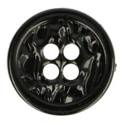 "Button with relief shiny 44""  -  40pcs"