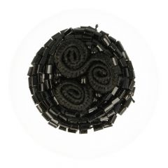 "Passementerie button 3x soutache 30""- 60""  -  25pcs"