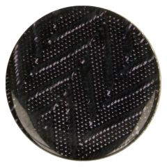 Button zigzag size 28 - 17.5mm - 50pcs