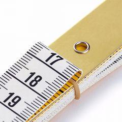 Prym Tape Measure Profi cm-inch metal clip 150cm - 5pcs. O