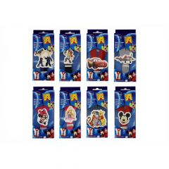 Suspenders Disney assorted - 8pcs