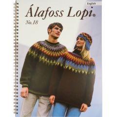 Lopi Book no.18 English - 1pc