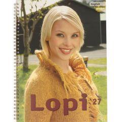 Lopi Book no.27 English - 1pc