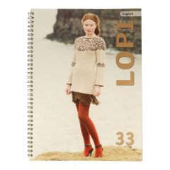 Boek Lopi No. 33 English - 1 piece