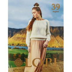 Lopi Book no.39 English - 1pc