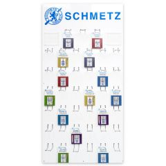 Schmetz Display stand for blister packs 90x45cm - 1pc
