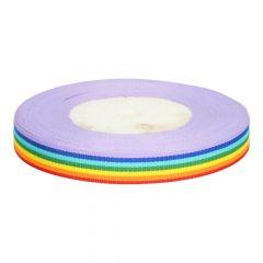 Rainbow ribbon 16 - 20mm - 25 m