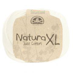 DMC Natura XL cotton yarn 10x100g