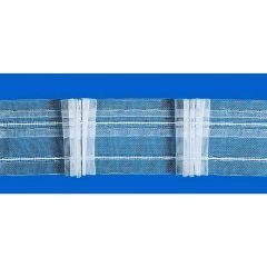 Antex Bandex Boogie curtain tape 5-pleats 50mm trans. - 100m