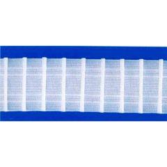 Antex Bandex Manhattan shirring tape 50mm white - 50m