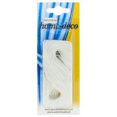 Antex Blind cord 1mm white - 5x20m
