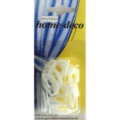 Antex Pinch pleat curtain hook - 5x20pcs