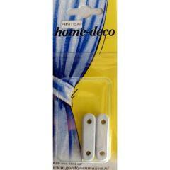 Antex Lead curtain weights 13-25 gram white - 5x2pcs