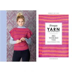 Yarn The After Party no. 33 Big Winged Tee NL-UK-DE-SE