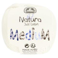 DMC Cotton Natura Medium 10x50g