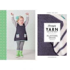 Yarn The After Party no. 34 Playtime Dress NL-UK-DE-SE