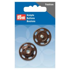 Prym Sew-on press fastener 25mm - 3pcs