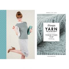 Yarn The After Party no. 35 Term Time Top NL-UK-DE-SE