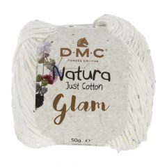 DMC Cotton Natura Glam 10x50g - 02