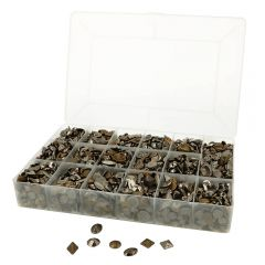 Display studs - 4000pcs