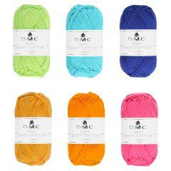 DMC Baby cotton assortment 10x50g - 6 colours - 1pc