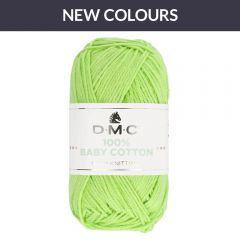 DMC Baby cotton 10x50g