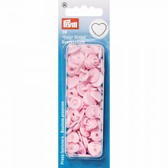 Prym Love Color Snaps Press Fast. Heart - 5pcs. I