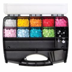 Prym Color Snaps Box 300pcs. + Tools - 1p.  VV
