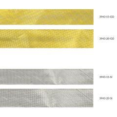 Satin bias binding 20mm - 125m