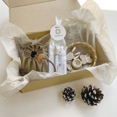 Cohana Sewing set winter gold - 1pc