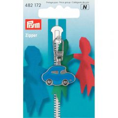 Prym Zipper car - 5pcs