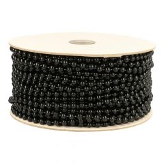 Ribbon with beads  6mm - 45m