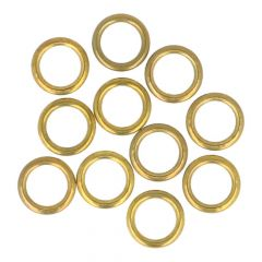 Prym Hollow Rings curtains MS 11-16mm gold col. 100p. -1p.