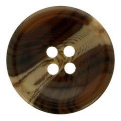 Jacket button stripe size 54 - 33.75mm - 30pcs