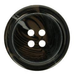 "Button 4-hole colbert 36"" - 50pcs"