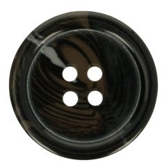 "Button 4-hole colbert 28"" - 50pcs"