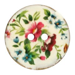 "Button Coconut Flower 36""-64"" - 30-50pcs"