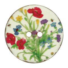 """Button Coconut Flower 36""""-64"""" - 30-50pcs"""
