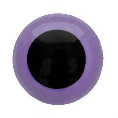 Animal eyes - safety eyes coloured 8mm- 50pcs