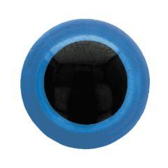 Animal eyes - safety eyes coloured 20mm- 25pcs