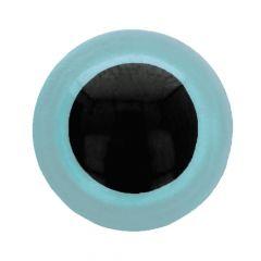 Animal eyes - safety eyes coloured 6mm - 100pcs