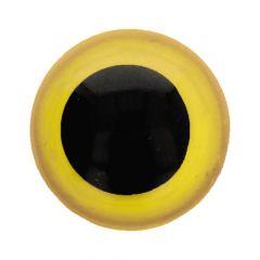 Animal eyes - safety eyes coloured 12mm - 50pcs