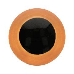 Animal eyes - safety eyes coloured 28mm- 15pcs