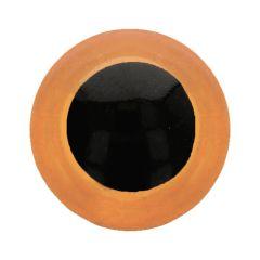 Animal eyes - safety eyes coloured 14mm - 40pcs
