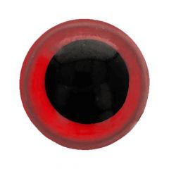 Animal eyes - safety eyes coloured 30mm - 10pcs
