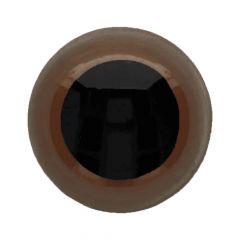 Animal eyes - safety eyes coloured 24mm- 20pcs