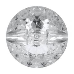Button diamond star - 40pcs